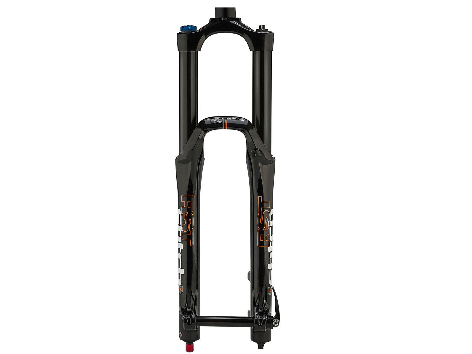 RST Vidlice RST Stitch 27,5 Air 17/Taper 180mm (černá)