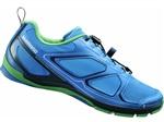 SHIMANO click'r obuv SH-CT71B, modré, 43