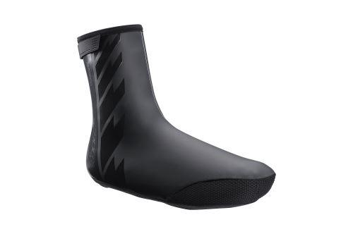 SHIMANO S3100X NPU+ návleky na obuv, černá