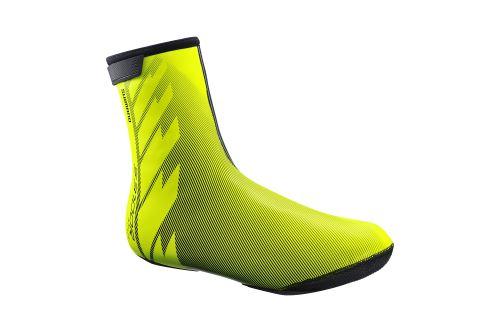 SHIMANO S3100R NPU+ návleky na obuv, Neon žlutá