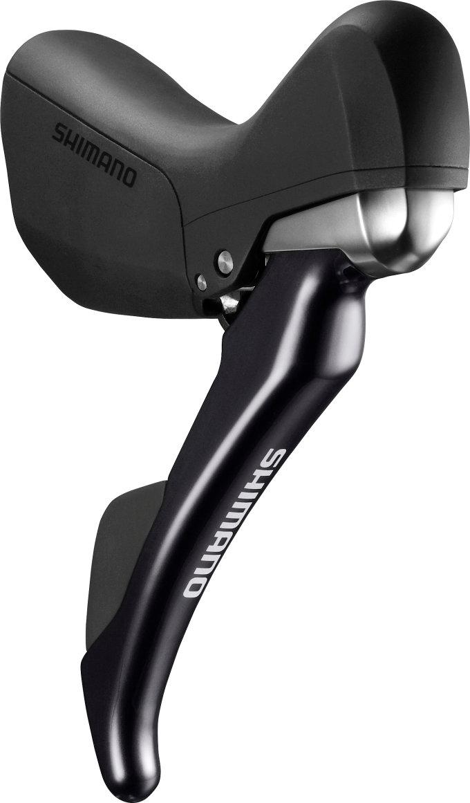 Shimano řadící/brzdová páka ST-RS685 2x11 - levá