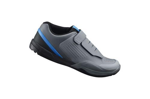 SHIMANO MTB obuv SH-AM901MG, šedá modrá