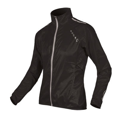 Hardshell Endura Dámská bunda Pakajak II černá XL