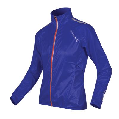 Hardshell Endura Dámská bunda Pakajak II Kobaltově modrá XL