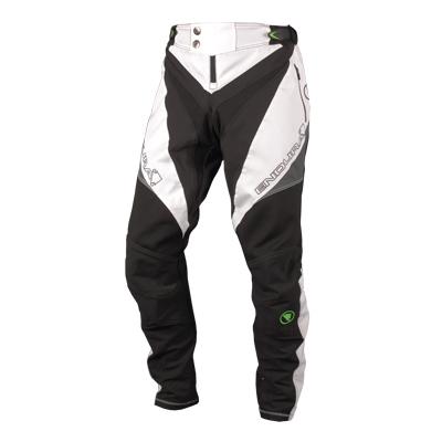 Dlouhé kalhoty Endura MT500 Burner kalhoty Cerná XXL