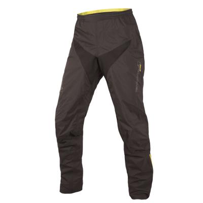 Dlouhé kalhoty Endura MT500 II voděodolné kalhoty Cerná XL