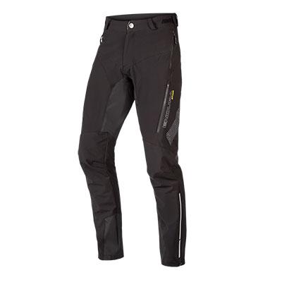 Dlouhé kalhoty Endura Kalhoty MT500 Spray II Cerná XL