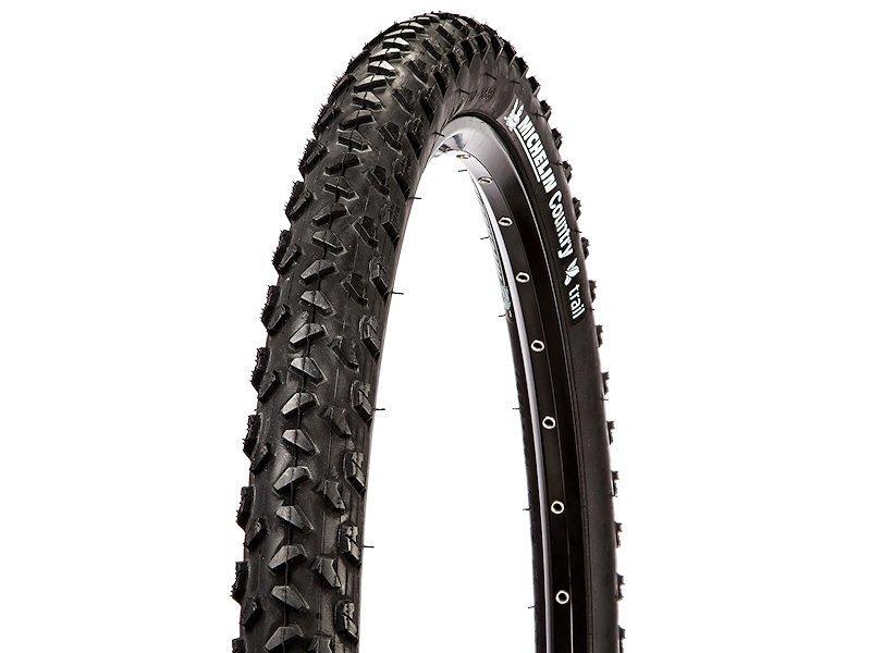Plášť Michelin COUNTRY TRAIL 26X2.00 (52-559), černý, skládací