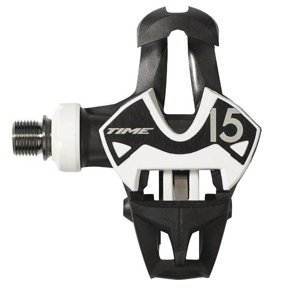 Nášlapné pedály Time X-PRESSO 15 Titan, model 2018