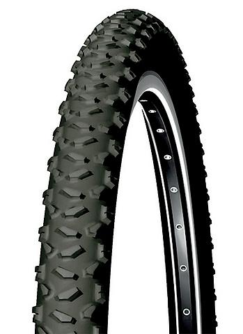 Plášť Michelin COUNTRY TRAIL 52-559(26X2.00), černá, drát