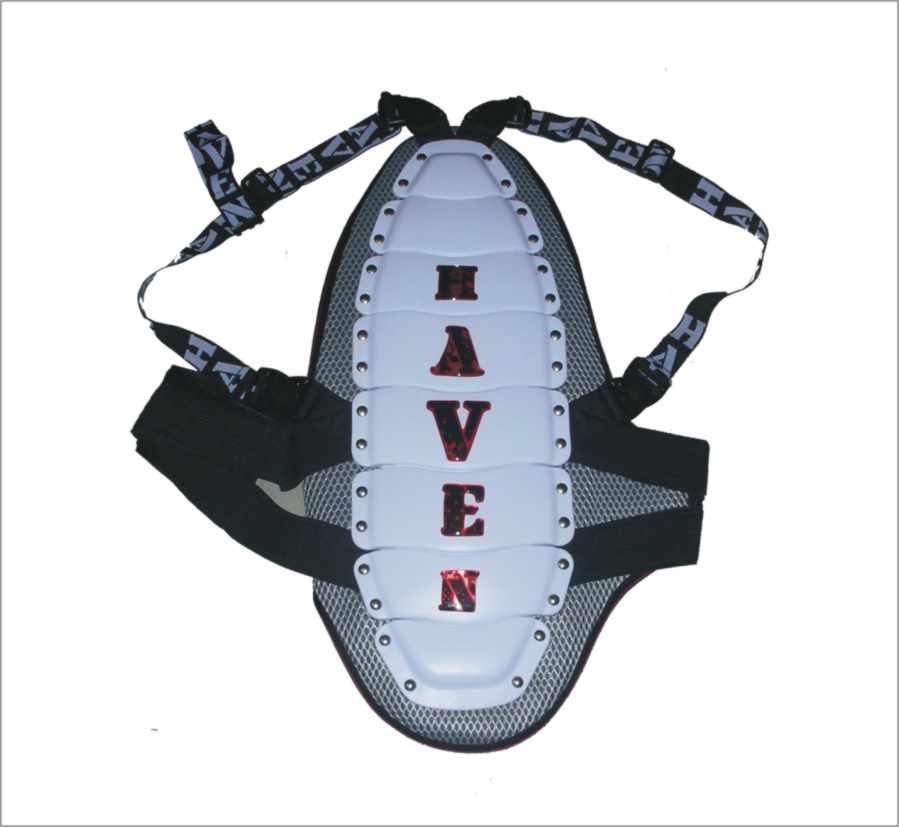 Chránič páteře HAVEN Defender White XL