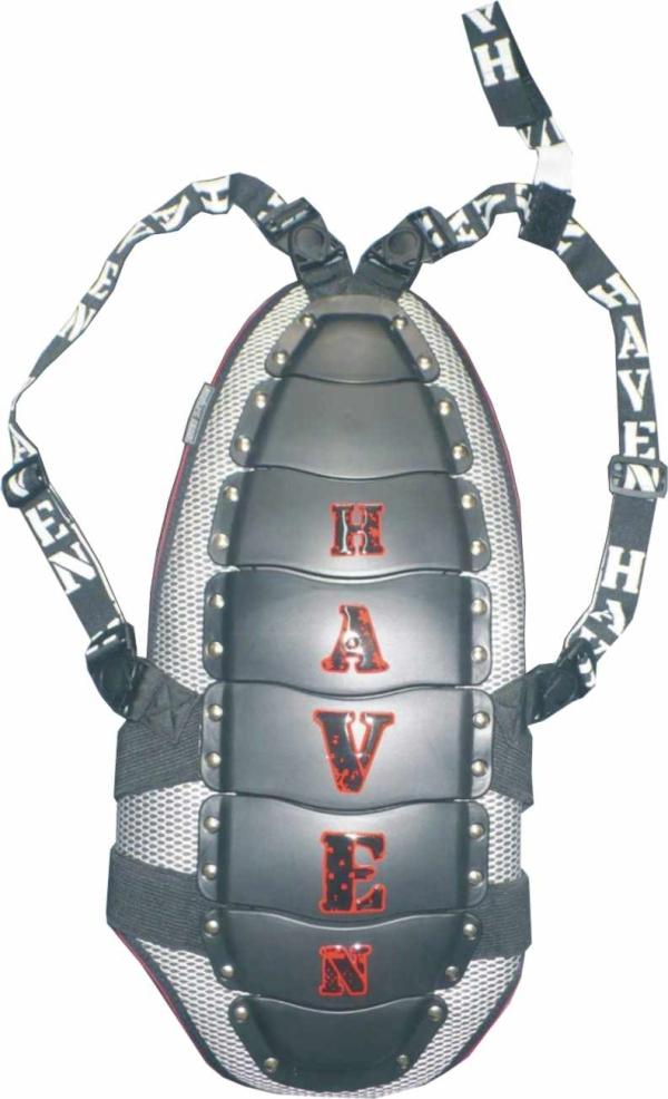 Chránič páteře HAVEN Defender Black XL