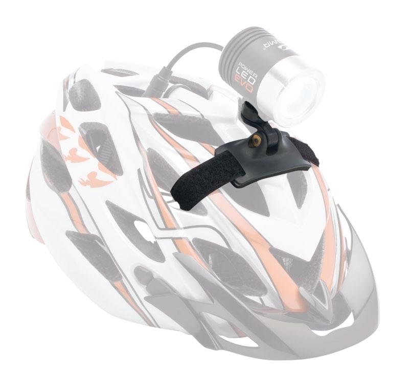 držák SIGMA POWERLED na přilbu + kabel