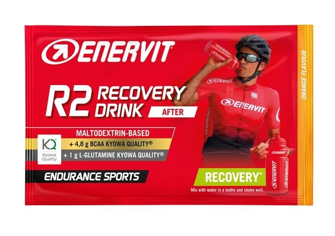 ENERVIT R2 SPORT instant. nápoj sáček 50g pomeranč