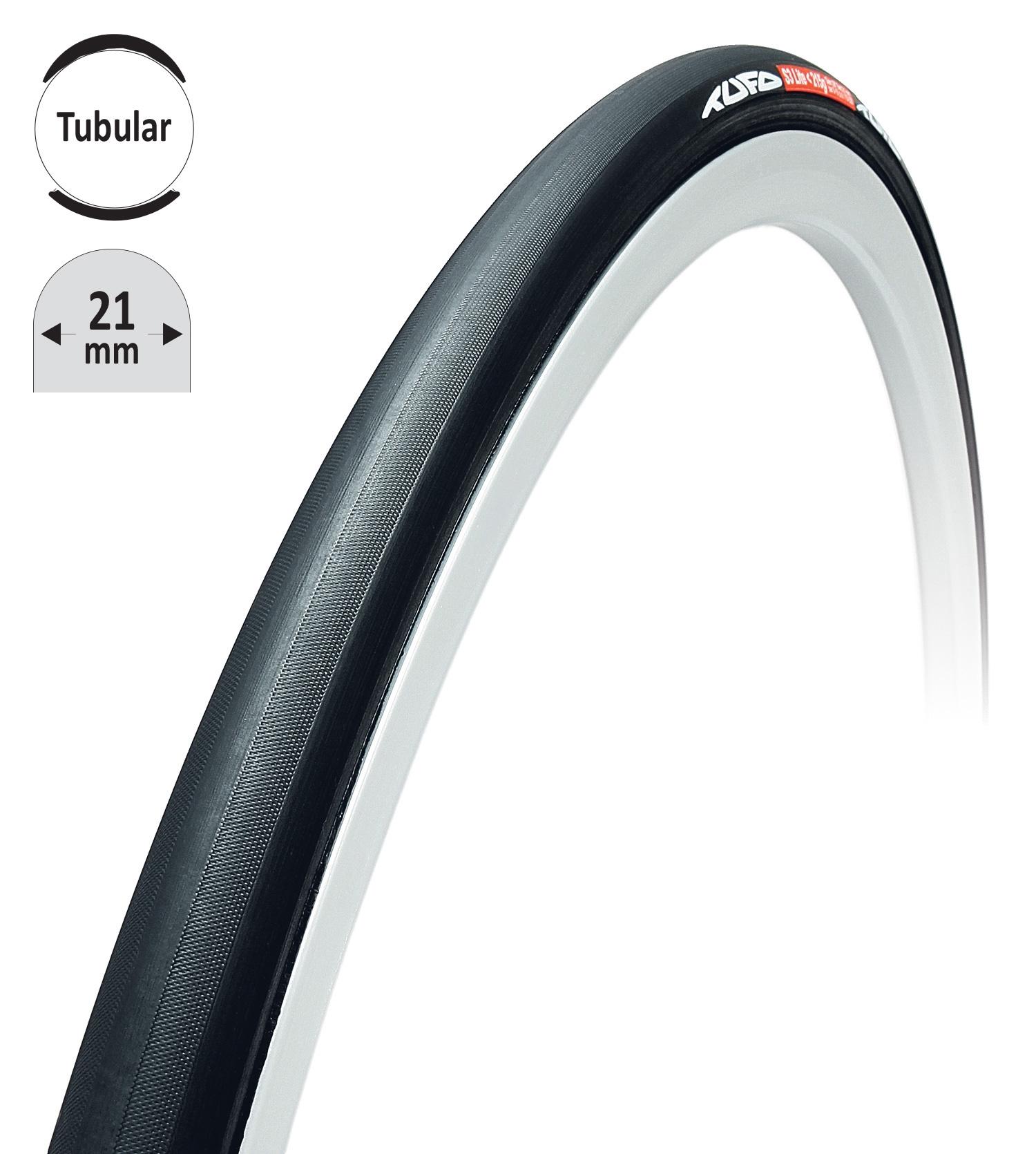 """galuska TUFO S3 LITE 215g černo-černá 28""""/21mm"""