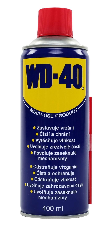 mazivo-sprej WD-40, 400ml