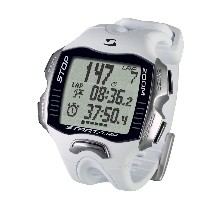 počítač SIGMA pulsmetr běžecký RC MOVE bílý