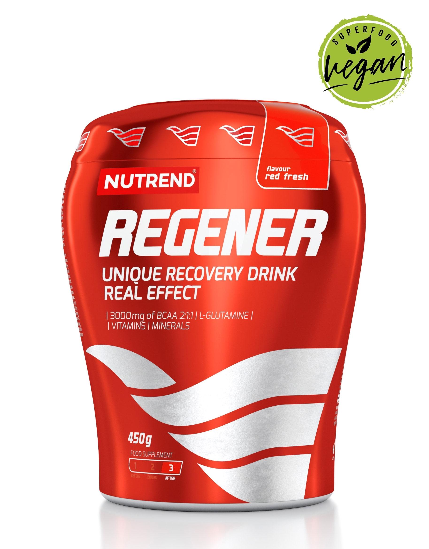 Regenerační nápoj NUTREND Regener - 450 g Red Fresh