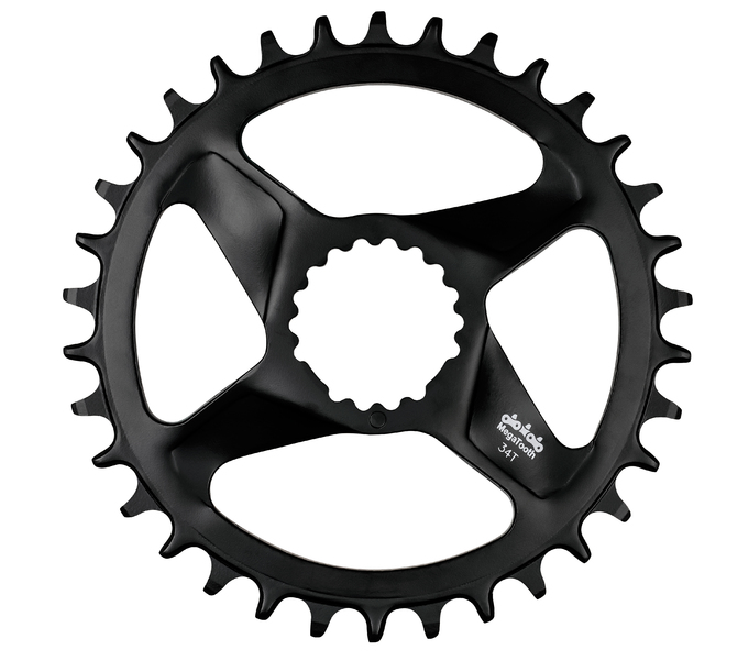 MTB převodník FSA Comet Direct Mount MegaTooth 34z [1x11]