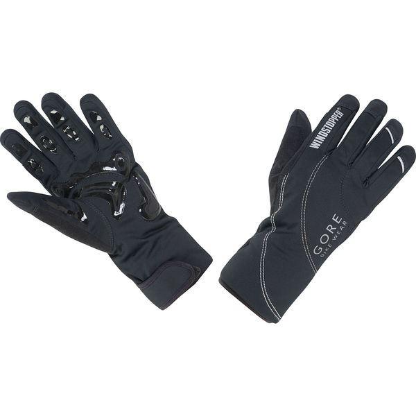 Rukavice dámské GORE MTB WS Thermo Lady Gloves-black-8