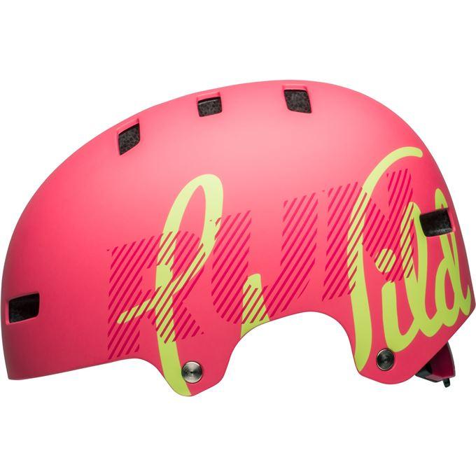 Přilba BELL Span Mat Flamingo/Pear S