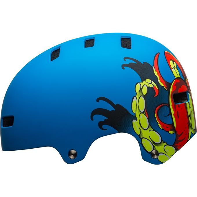 Přilba BELL Span Mat Force Blue Octobeast S