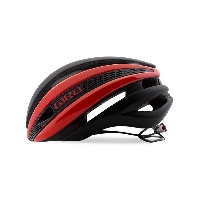 Přilba GIRO Synthe-bright red/matte black-L