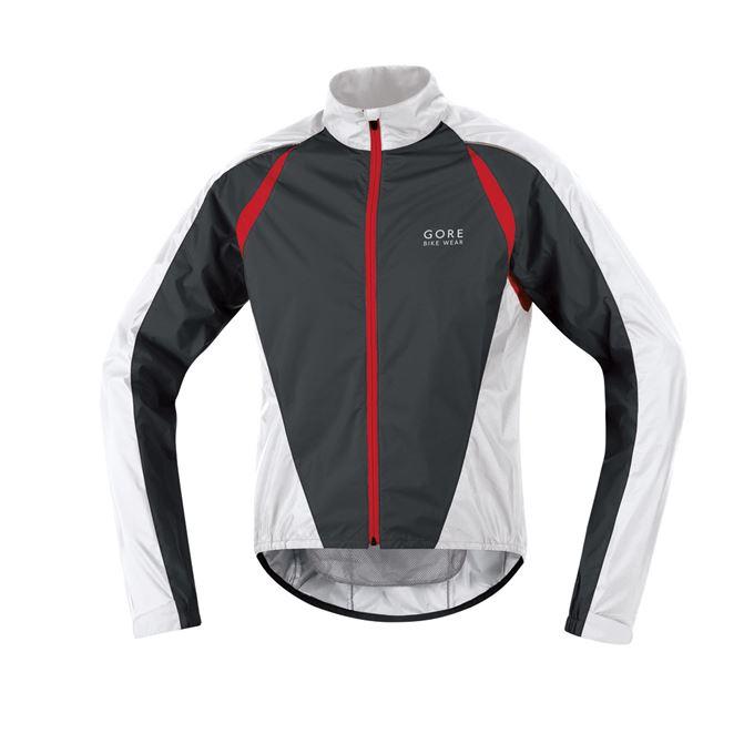 Bunda GORE Contest 2.0 AS Jacket-black/red-L