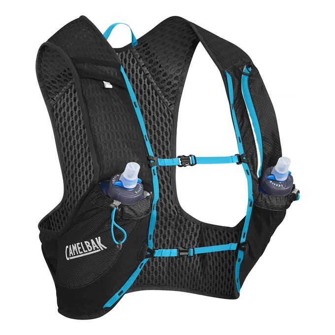 Vesta CamelBak Nano Vest-Black/Atomic Blue L