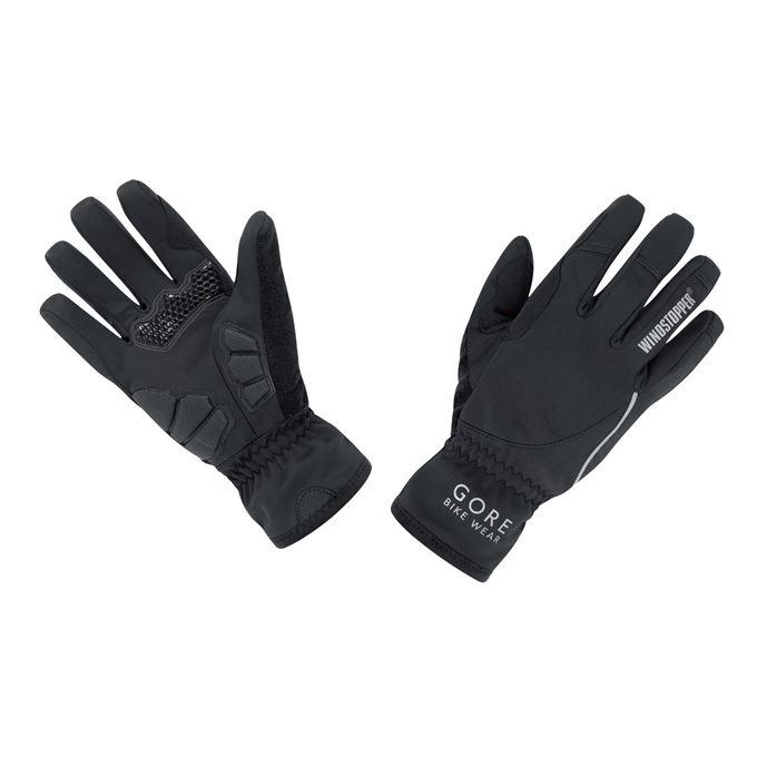 Rukavice dámské GORE Power SO Lady Gloves-black-8