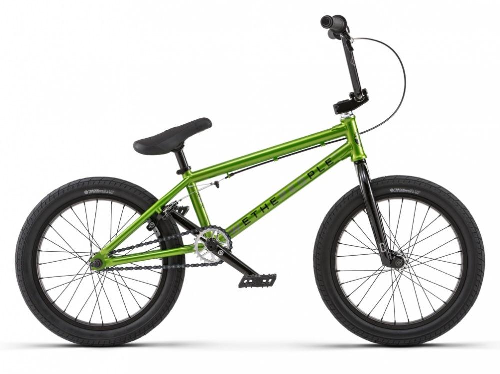 """Wethepeople 2018 CURSE 18"""" Metallic Green 18""""TT"""
