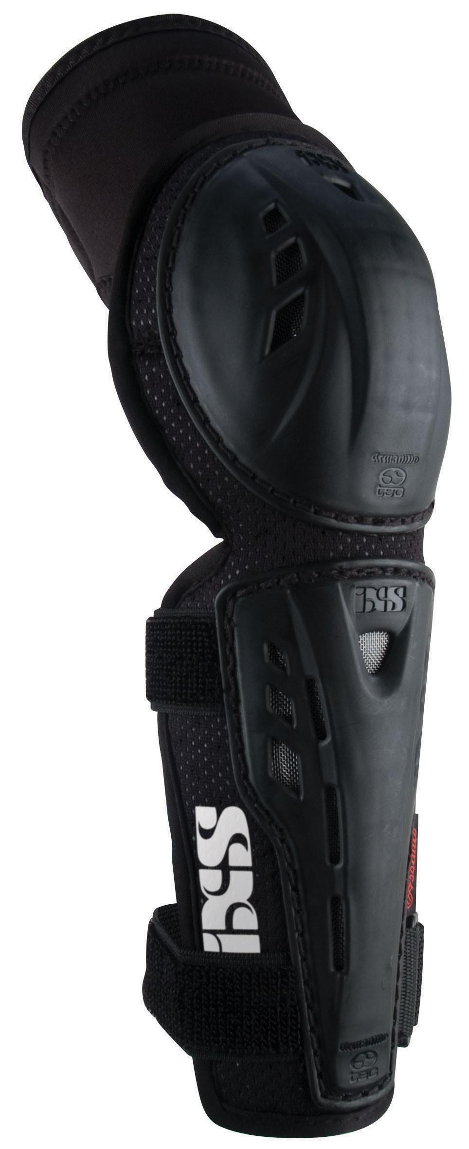 IXS chrániče loktů Assault černé vel. XL