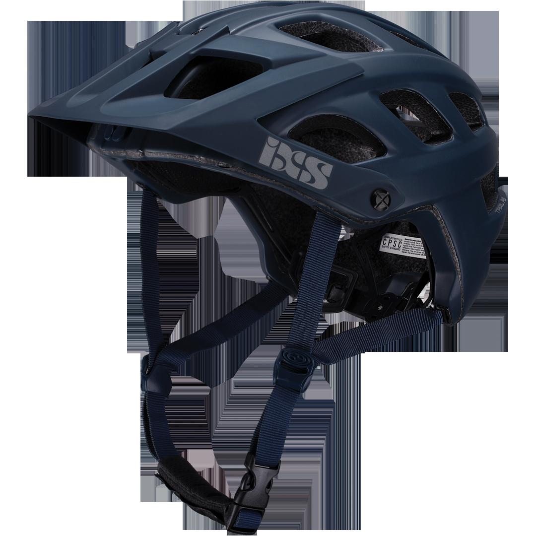 iXS helma enduro Trail RS EVO tmavě modrá vel. M/L