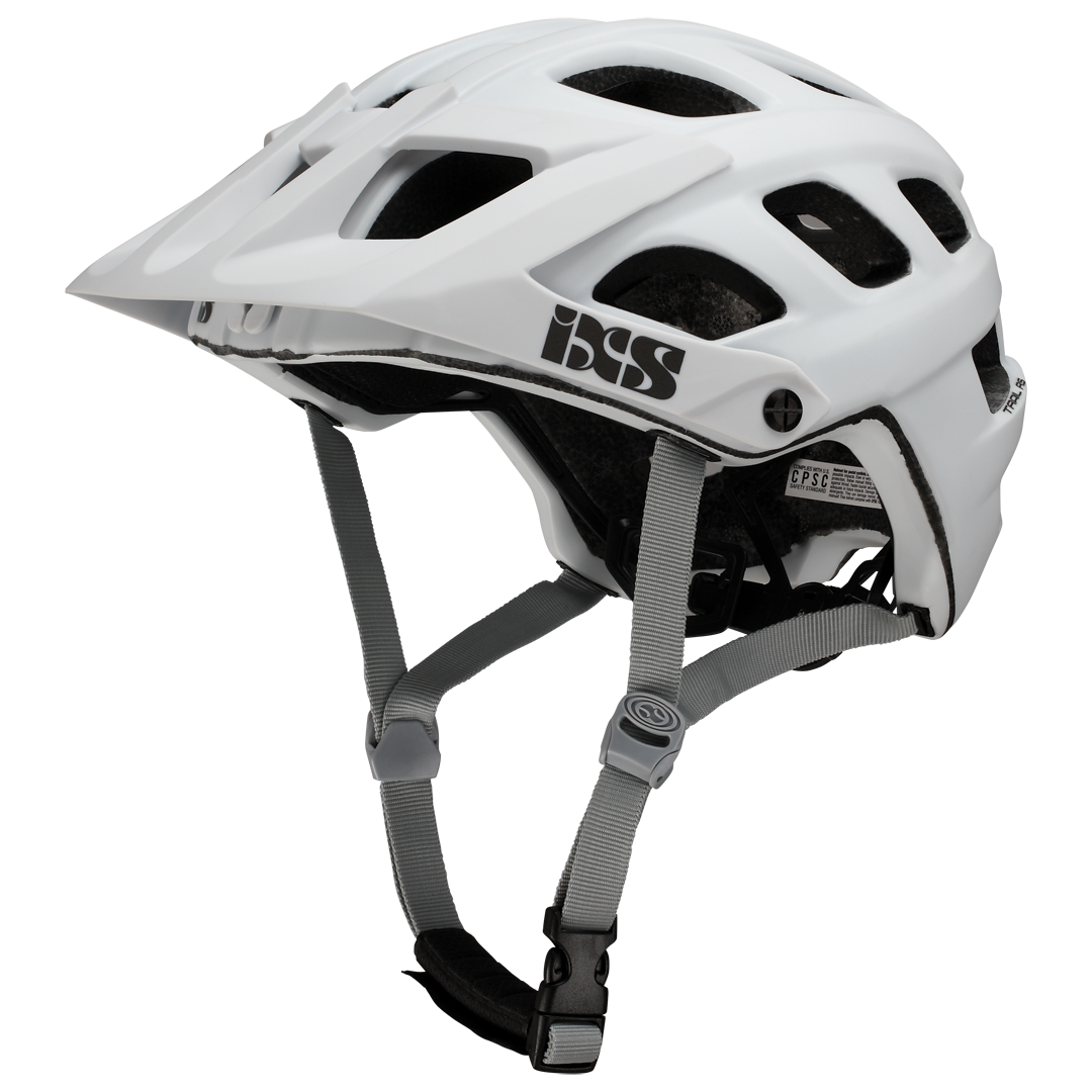 iXS helma enduro Trail RS EVO bílá vel. M/L