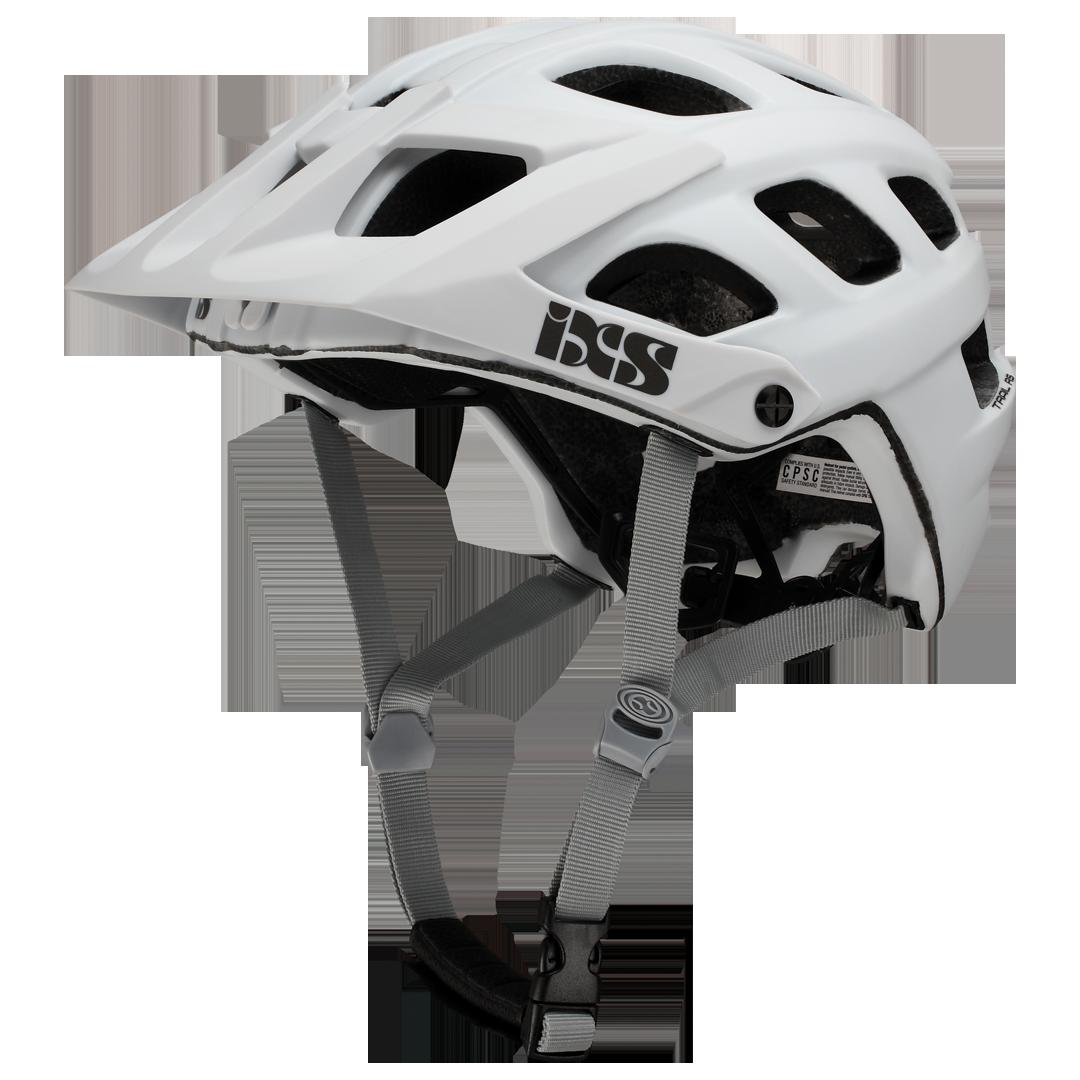 iXS helma enduro Trail RS EVO bílá vel. S/M
