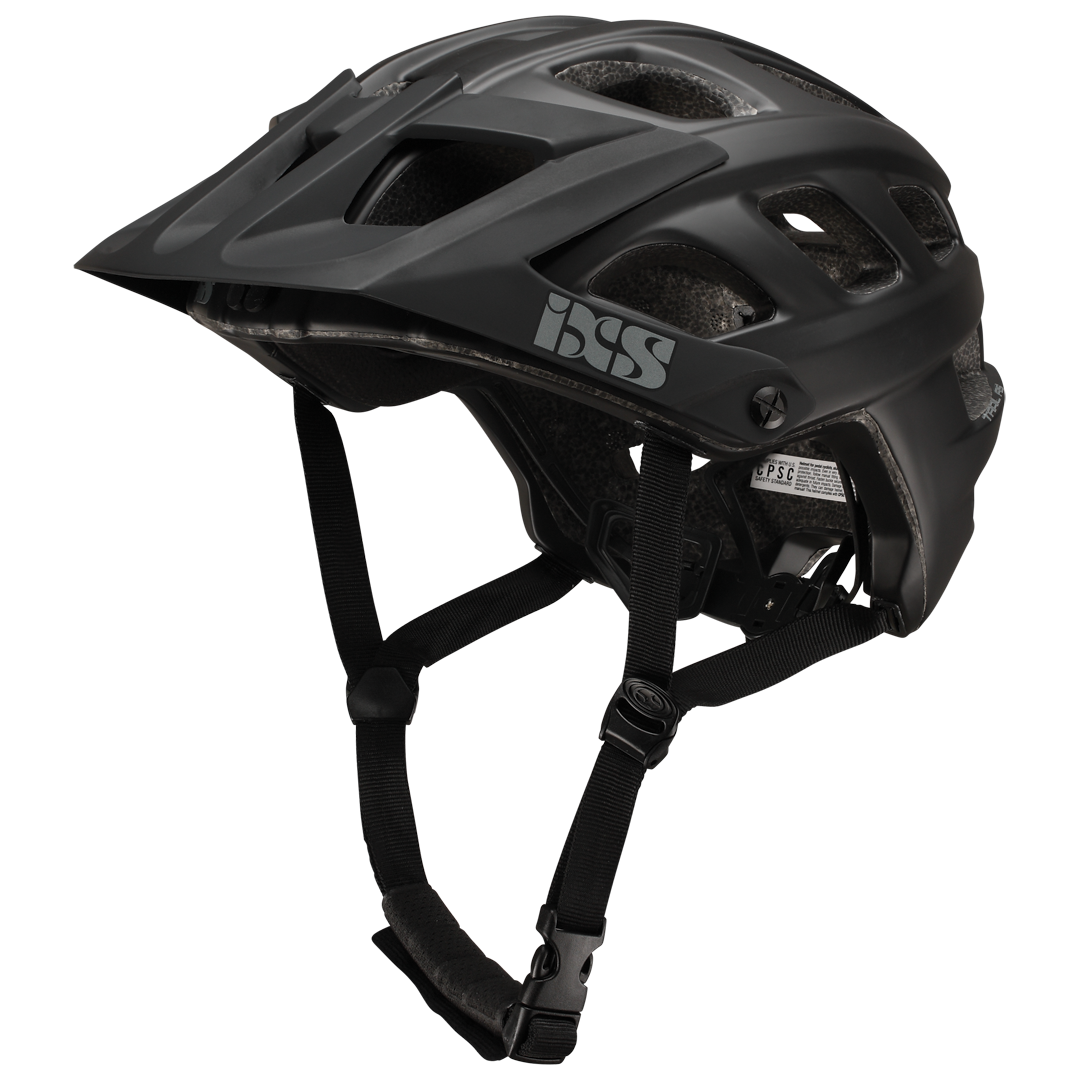 iXS helma enduro Trail RS EVO černá vel. S/M