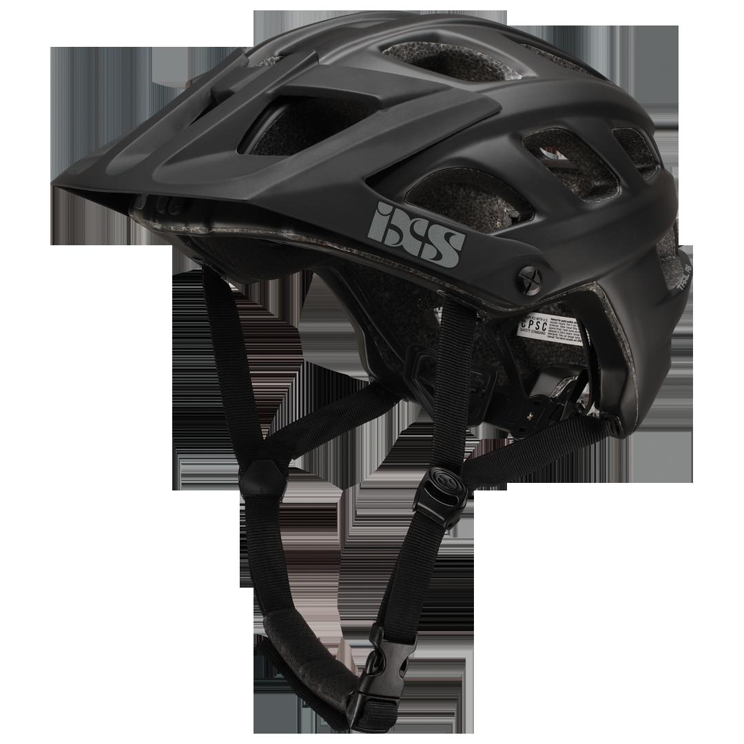 iXS helma enduro Trail RS EVO černá vel. XS/S