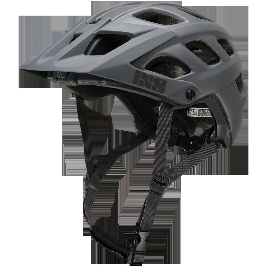 iXS helma enduro Trail RS EVO šedá vel. M/L