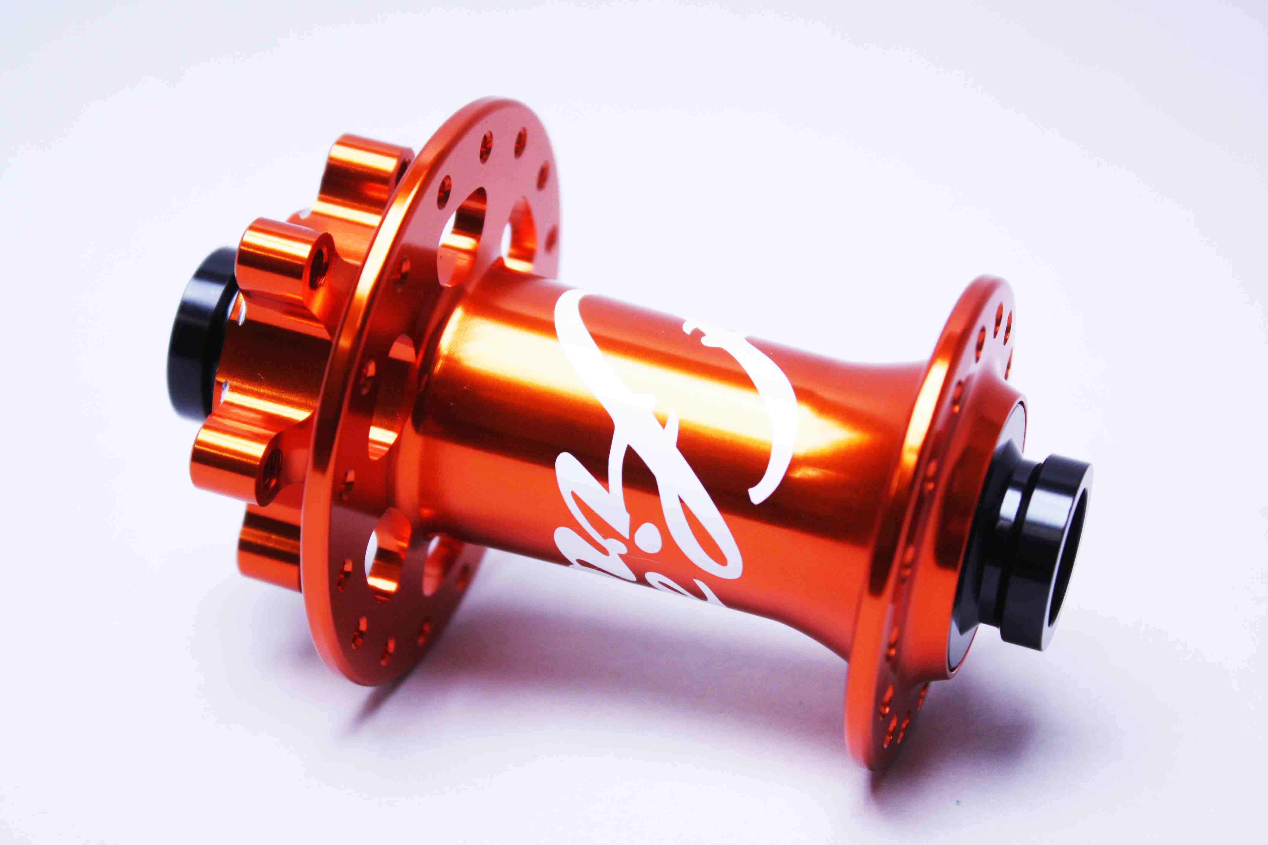 FIREEYE náboj přední FH-15 15mm, 32d. oranžový