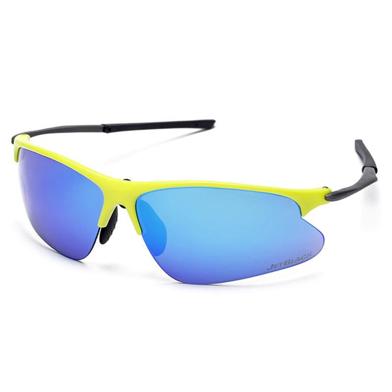 Sportovní brýle JETBLACK Svelto Revo Neon Yellow Neon Yellow