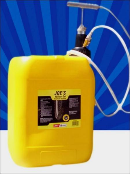 Joe´s Yellow Gel 20 Liter Jerrycan - MTB, Trekking
