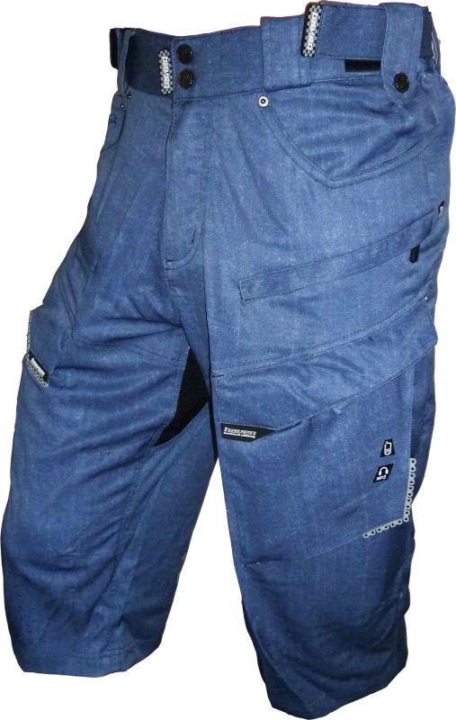 Pánské 3/4 kalhoty HAVEN Inquisitor - jeans XL