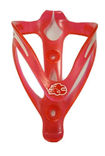 Ultralehký košík na láhev HAVEN Basic - red
