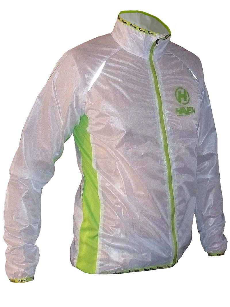 Bunda HAVEN ULTRALIGHT white/green vel. XS