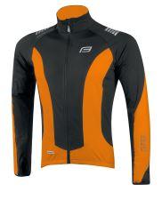 bunda/dres FORCE dlouhý rukáv X68,černo-oranžová
