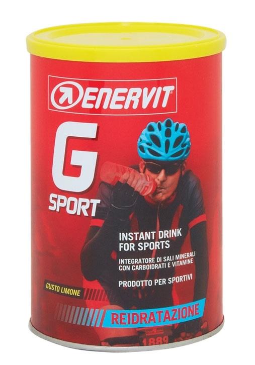 Instantní nápoj ENERVIT G SPORT 420g citron