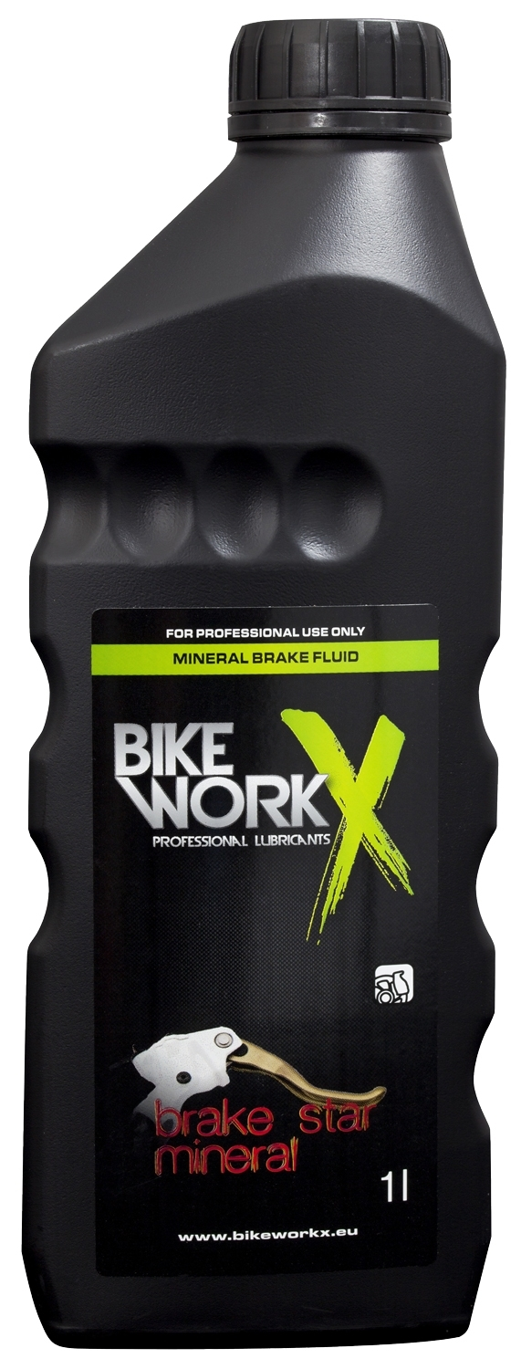 olej Bikeworkx Brake Star mineral 1l