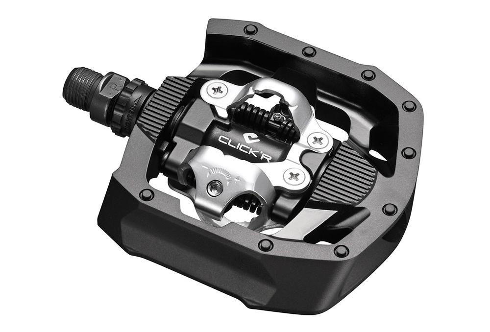 Pedály Shimano PD-MT50 MTB SPD - černé