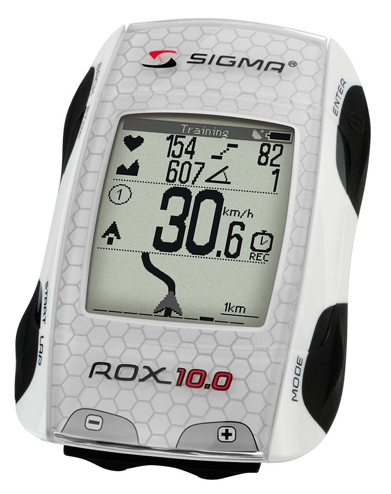 počítač SIGMA ROX 10.0 SET bílý