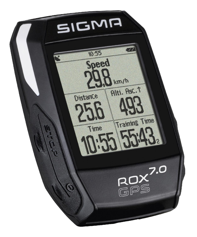 počítač SIGMA ROX 7.0 GPS černý